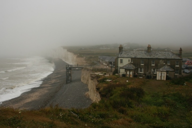 Coastguard cottages, Birling Gap, Sussex