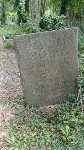 Sidney Nolan grave